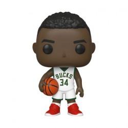 Figurine Pop NBA The Milwaukee Bucks Giannis Antetokounmpo Funko Boutique Geneve Suisse