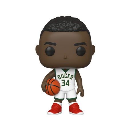 Figur Pop NBA The Milwaukee Bucks Giannis Antetokounmpo Funko Geneva Store Switzerland