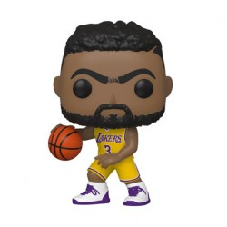 Figurine Pop NBA The Los Angeles Lakers Anthony Davis Funko Boutique Geneve Suisse
