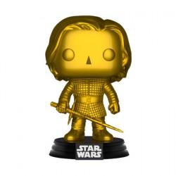 Figurine Pop Star Wars Kylo Ren Metallic Gold Edition Limitée Funko Boutique Geneve Suisse