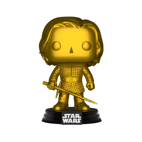 Figur Pop Star Wars Kylo Ren Metallic Gold Limited Edition Funko Geneva Store Switzerland