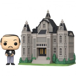 Figurine Pop Town DC Comics Batman 80th Wayne Manor with Alfred Funko Boutique Geneve Suisse