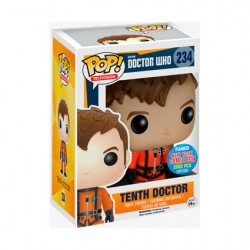 Figur Pop NYCC 2015 Dr. Who Tenth Doctor Spacesuit Limited Edition Funko Geneva Store Switzerland
