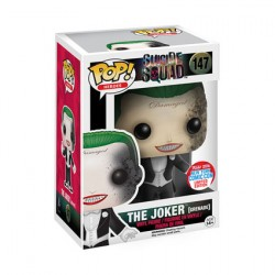 Figurine Pop NYCC 2016 Grenade Damage Joker Edition Limitée Funko Boutique Geneve Suisse