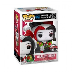 Figurine Pop Batman Harley Quinn with Presents Edition Limitée Funko Boutique Geneve Suisse