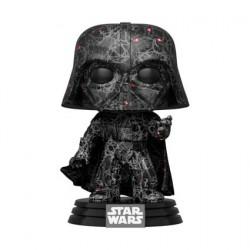 Figurine Pop Star Wars Darth Vader Futura Edition Limitée Funko Boutique Geneve Suisse