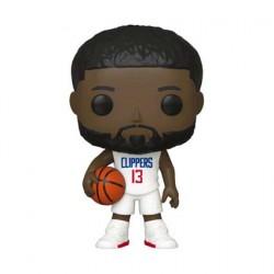 Figurine Pop NBA OKC Paul George Funko Boutique Geneve Suisse