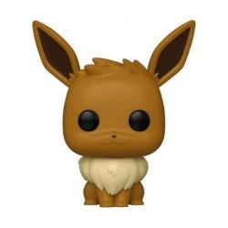 Figurine Pop Pokemon Eevee Edition Limitée Funko Boutique Geneve Suisse