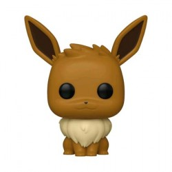 Figurine Pop Pokemon Eevee (Rare) Funko Boutique Geneve Suisse