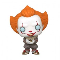 Figurine Pop It Chapter 2 Pennywise with Glow Bug Edition Limitée Funko Boutique Geneve Suisse