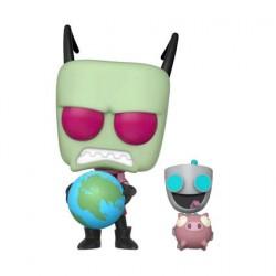 Figurine Pop Invader Zim & GIR Edition Limitée Funko Boutique Geneve Suisse