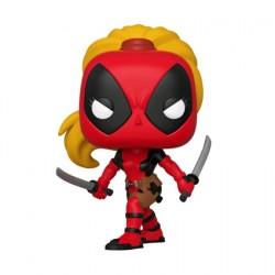 Figuren Pop Marvel Lady Deadpool 80th Anniversary Limitierte Auflage Funko Genf Shop Schweiz