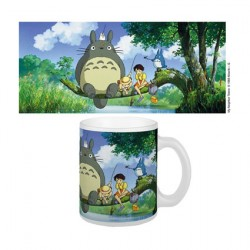 Figuren Tasse Studio Ghibli Totoro Fishing Semic - Studio Ghibli Genf Shop Schweiz
