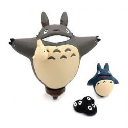 Figurine Mon Voisin Totoro Pack Aimants Ride Benelic - Studio Ghibli Boutique Geneve Suisse