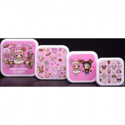 Tokidoki Snack Box Set