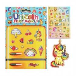 Figur Unicorn Pack 72 Magnets The Monster Factory Geneva Store Switzerland