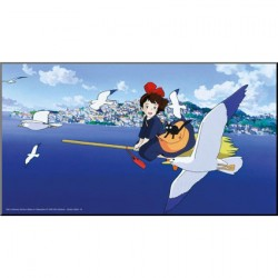 Figur Kiki's Delivery Service Wood Panel Semic - Studio Ghibli Geneva Store Switzerland