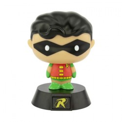 Figur Light DC Comics Robin Retro 3D Character Paladone Geneva Store Switzerland