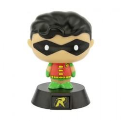 Figurine Lampe DC Comics Robin Retro 3D Character Paladone Boutique Geneve Suisse