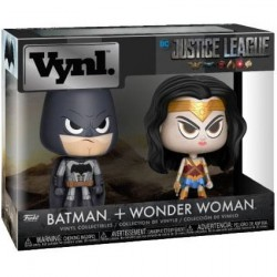 Figurine Funko Vinyl DC Comics Wonder Woman et Batman 2-Pack Funko Boutique Geneve Suisse