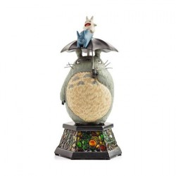 Figur Studio Ghibli Totoro Music Box Semic - Studio Ghibli Geneva Store Switzerland