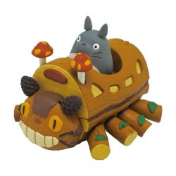 Figuren Studio Ghibli Totoro Chatbus Friction Vehicle Semic - Studio Ghibli Genf Shop Schweiz