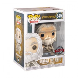 Figurine Pop The Lord Of The Rings Gandalf the White Edition Limitée Funko Boutique Geneve Suisse