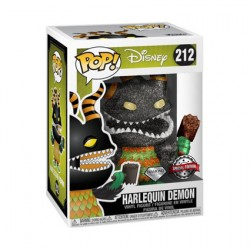 Figur Pop Diamond The Nightmare Before Christmas Harlequin Demon Limited Edition Funko Geneva Store Switzerland