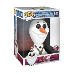 Figurine Pop 25 cm Disney Frozen II Olaf Edition Limitée Funko Boutique Geneve Suisse