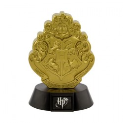 Figurine Lampe Harry Potter Hogwarts Crest Paladone Boutique Geneve Suisse