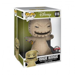Figurine Pop 25 cm The Nightmare Before Christmas Oogie Boogie Edition Limitée Funko Boutique Geneve Suisse
