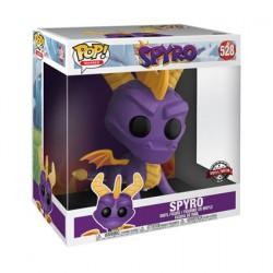 Figurine Pop 25 cm Spyro the Dragon Edition Limitée Funko Boutique Geneve Suisse