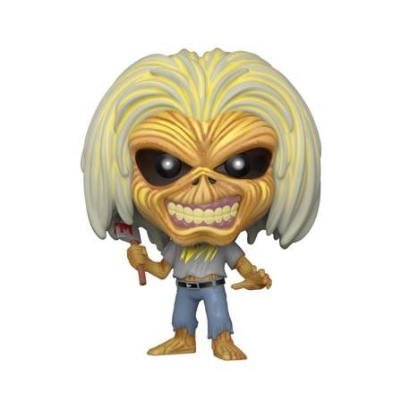 Figur Pop Rocks Iron Maiden Killers Skeleton Eddie Funko Geneva Store Switzerland