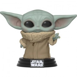 Figurine Pop Star Wars The Mandalorian The Child (Baby Yoda) Funko Boutique Geneve Suisse