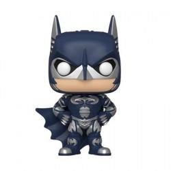 Figurine Pop DC Batman 80th Anniversary Batman 1997 Funko Boutique Geneve Suisse
