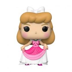 Figurine Pop Disney Cinderella Cinderella in Pink Dress Funko Boutique Geneve Suisse