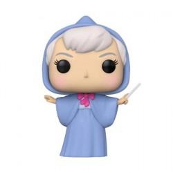 Figurine Pop Disney Cinderella Fairy Godmother Funko Boutique Geneve Suisse