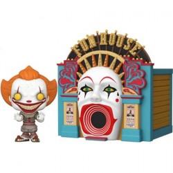 Figurine Pop Town IT Chapter 2 Demonic Pennywise avec Funhouse Funko Boutique Geneve Suisse