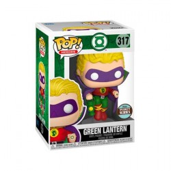 Figur Pop Green Lantern Alan Scott Classic Specialty Series Limited Edition Funko Geneva Store Switzerland