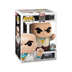 Figurine Pop Marvel Kingpin 1st Appearance 80th Anniversary Edition Limitée Funko Boutique Geneve Suisse
