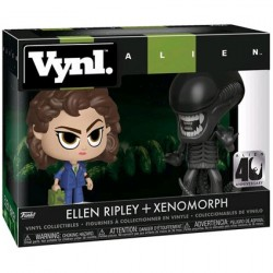 Figuren Funko Vinyl Alien Ellen Ripley und Xenomorph 2-Pack Funko Genf Shop Schweiz