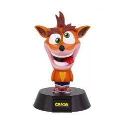Figurine Crash Bandicoot Veilleuse 3D Paladone Boutique Geneve Suisse