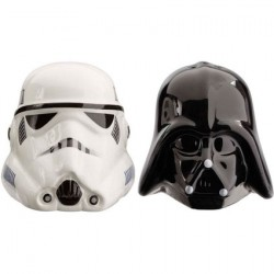 Figur Salt and Pepper Shakers Star Wars Darth Vader and Stormtrooper Funko Geneva Store Switzerland