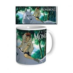 Figuren Tasse Studio Ghibli Princess Mononoke Semic - Studio Ghibli Genf Shop Schweiz