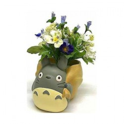 Figurine Studio Ghibli Totoro Pot à Fleurs Semic - Studio Ghibli Boutique Geneve Suisse