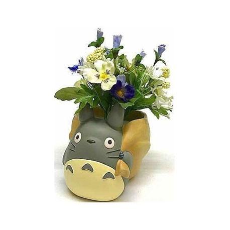 Figur Studio Ghibli Totoro Flower Pot Semic - Studio Ghibli Geneva Store Switzerland