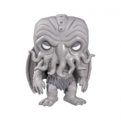 Figurine Pop HP Lovecraft Cthulhu Black & White Edition Limitée Funko Boutique Geneve Suisse
