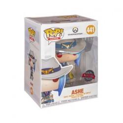 Figur Pop Overwatch Ashe Limited Edition Funko Geneva Store Switzerland