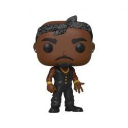 Figurine Pop 2Pac Tupac Shakur Funko Boutique Geneve Suisse