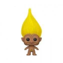 Figur Pop Trolls Yellow Troll Limited Edition Funko Geneva Store Switzerland